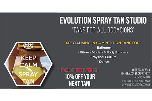 Spray Tan Studio